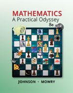 Mathematics: A Practical Odyssey 8th edition